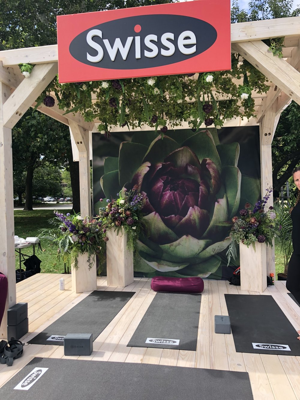 Swisse's #DestinationHappiness at Wanderlust 108.