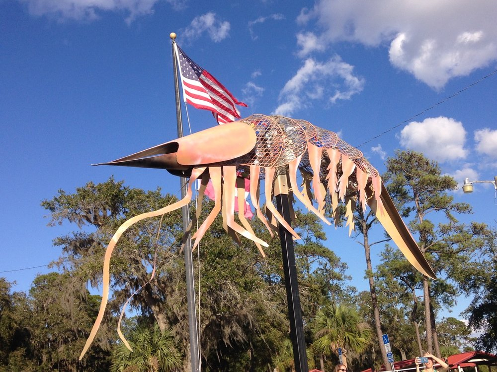 SHRIMP - Brunswick, GA - Keep Golden Isles Beautiful 2016