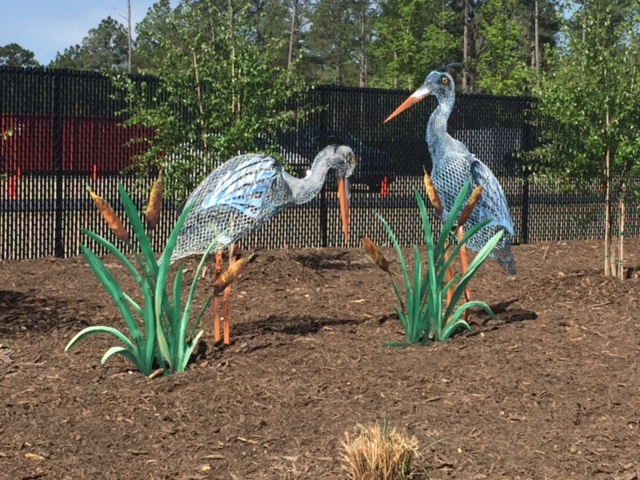 HERONS - Harnett County, NC - Recycling Center 2018