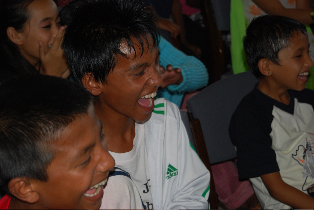 Student ministry in Asia