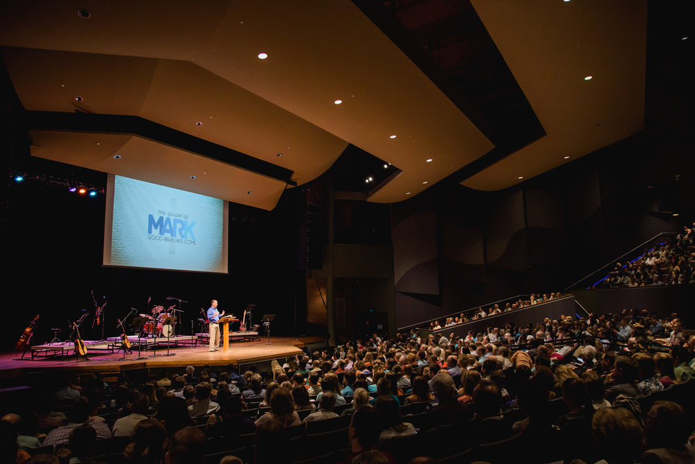 Fort Collins Easter Church Service