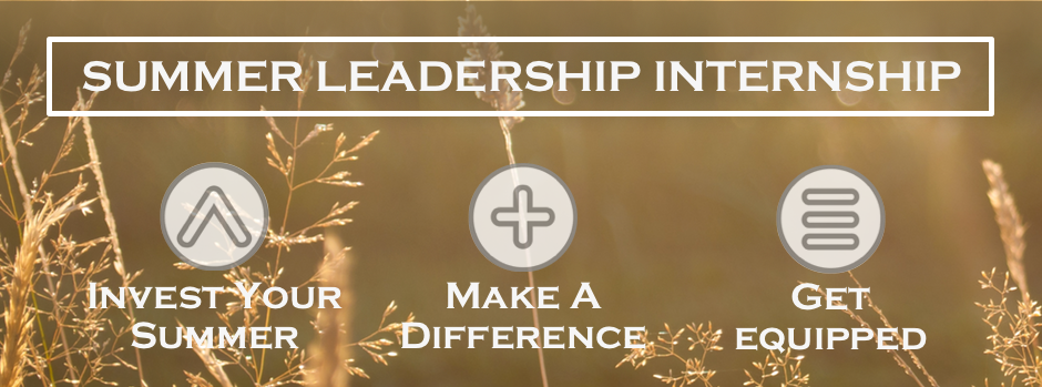 Summer Leadership Internship