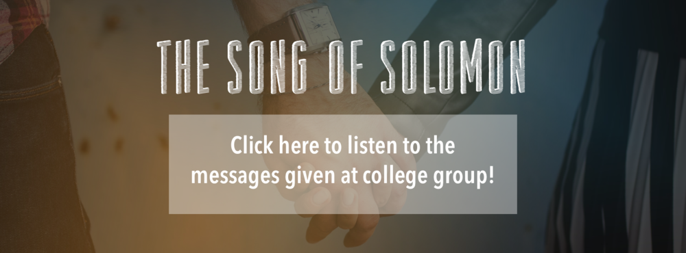 Spring College Bible Study