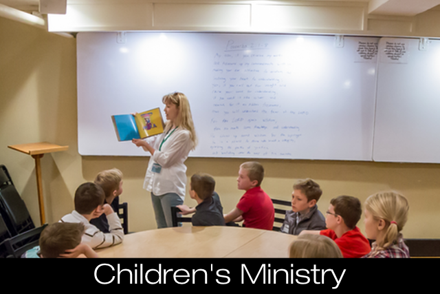 Christian Children's Ministry Fort Collins