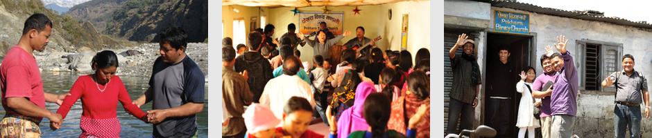 Nepal Missions Trip