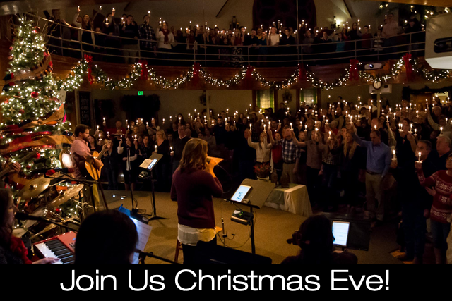 Christmas Eve Church Service Fort Collins