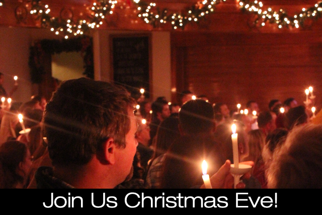 Fort Collins Christmas Eve Services