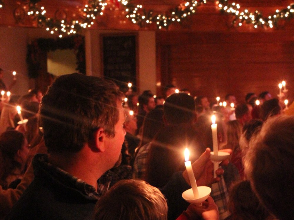 Christmas Eve Candlelit Service