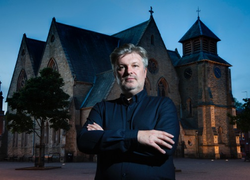1e James MacMillan Artistic Director of The Cumnock Tryst at Cumnock Parish Church credit Richard Campbell.jpeg