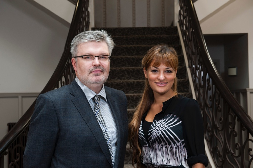 The Cumnock Tryst James MacMillan Artistic Director and Nicola Benedetti Patron credit Richard Campbell.jpeg