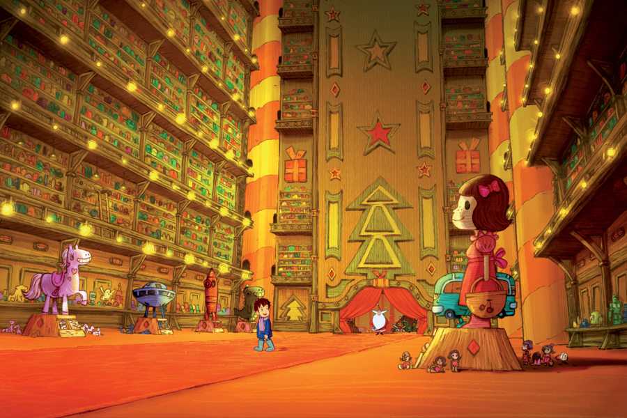 Santa's Apprentice was the recipient of the 2011 UNICEF Award at the Annecy International Animation Festival.