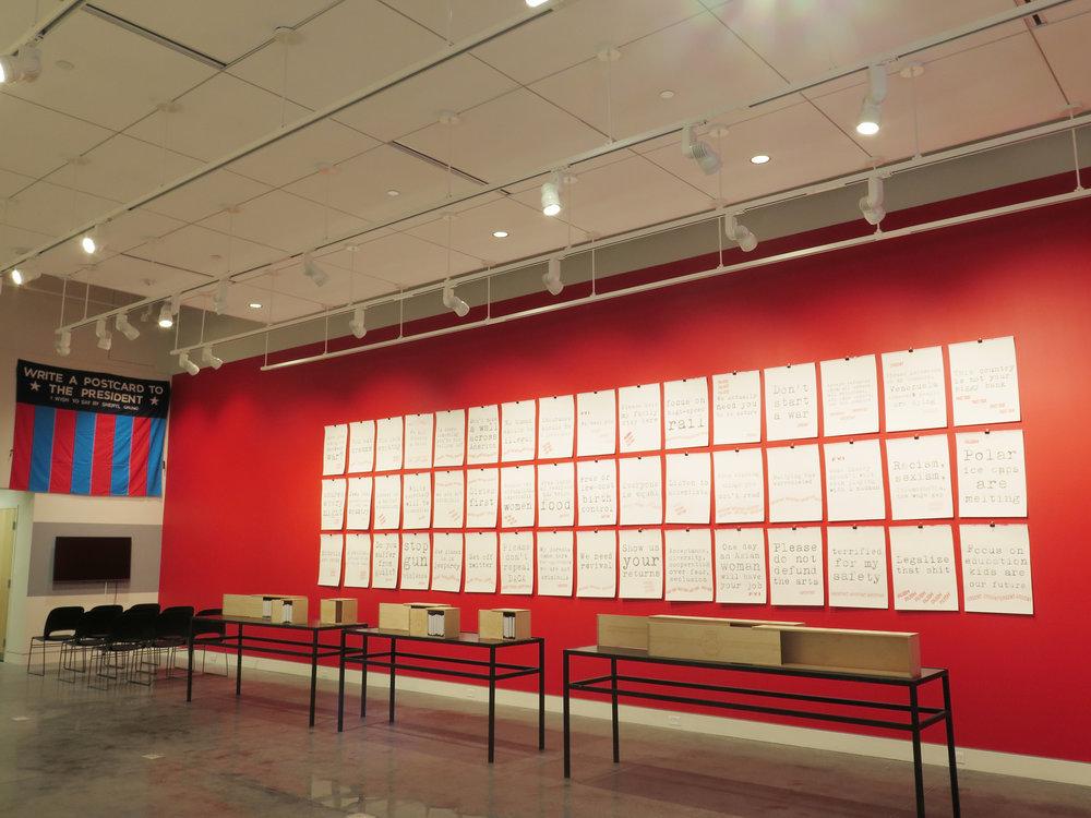 Lois and David Stulberg Gallery, Ringling College of Art and Design, Sarasota, FL