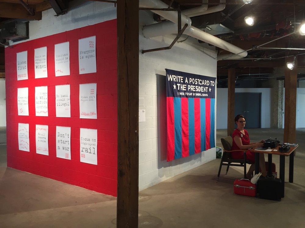 ArtPrize, Western Michigan University Gallery