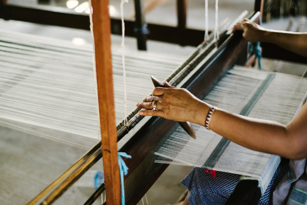 FEATURED STORY   Sonas  x  Weaving Village   Learn More
