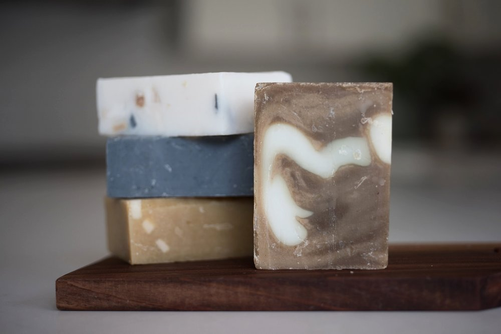 Coconut Oil Handmade Soap Bars