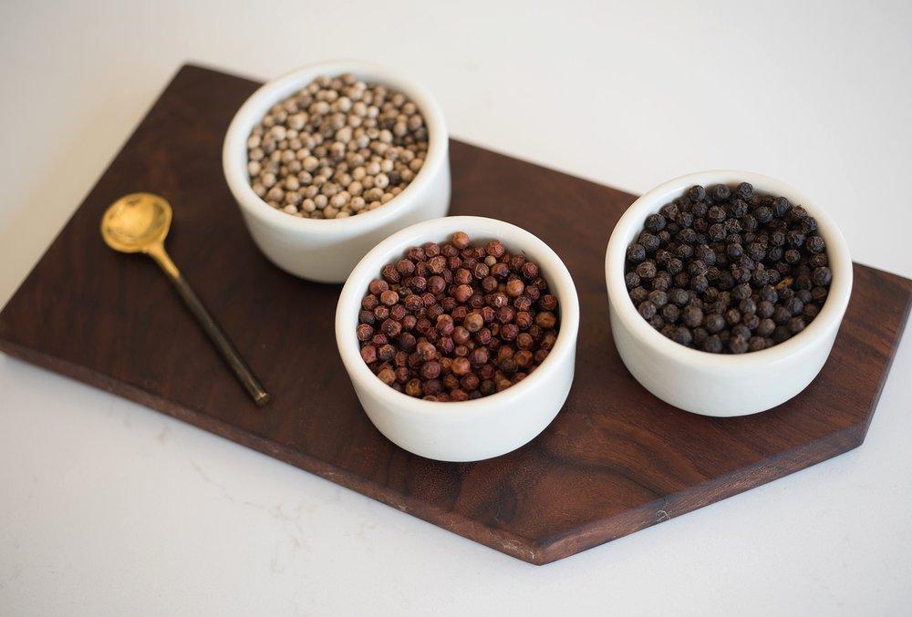 organic kampot peppercorns