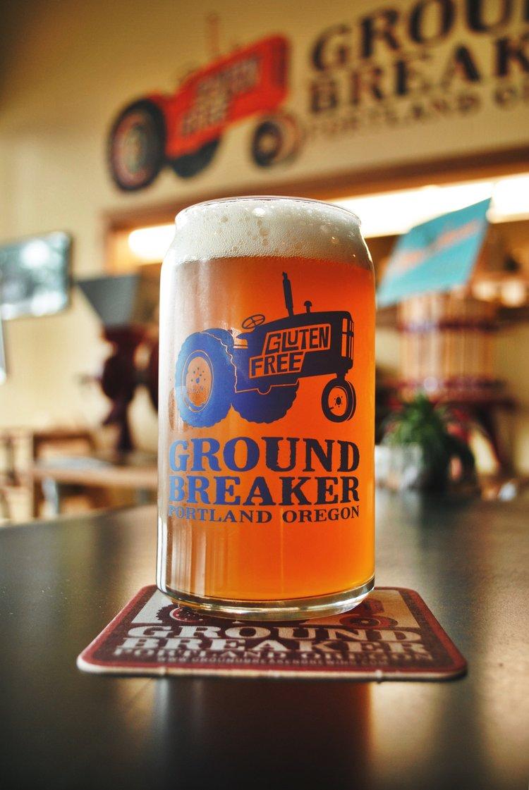 Ground Breaker Brewing Releases Gluten-Free Homebrew Recipe — Ground ...