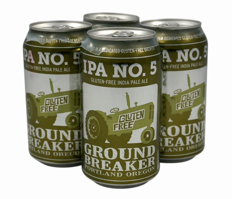 IPA No. 5 is available in a 12 ounce can package