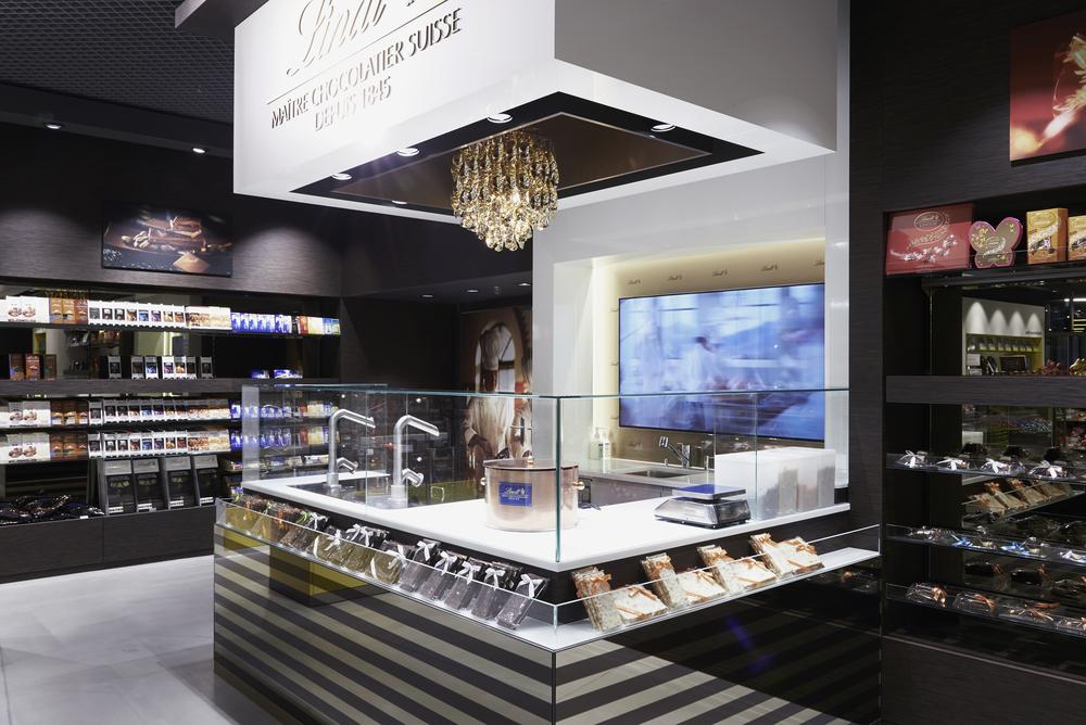 Lindt & Sprüngli Shop