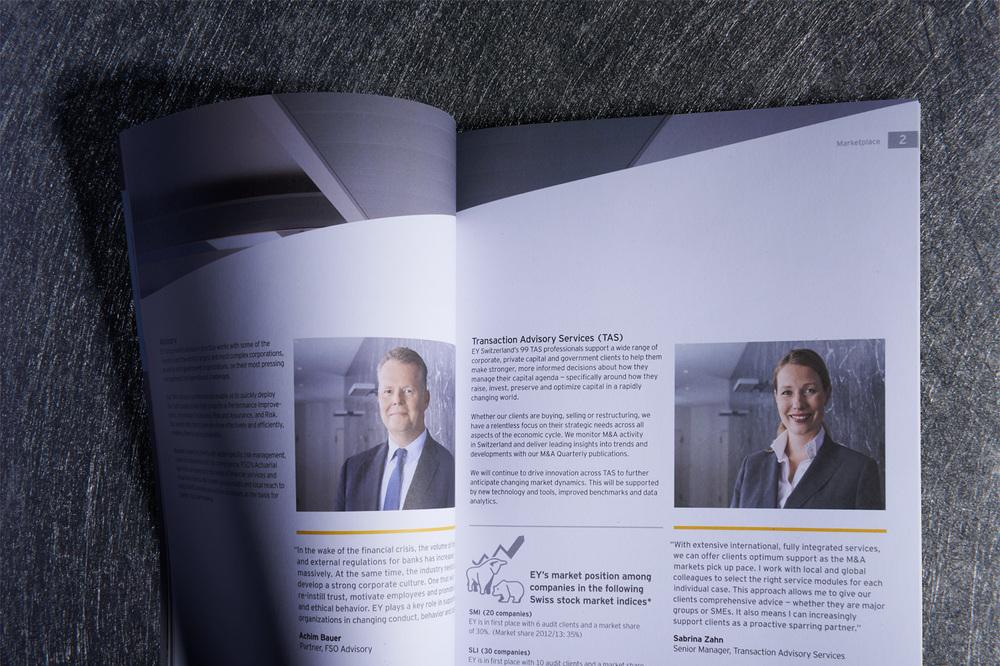 Achim Bauer & Sabrina Zahn - EY Switzerland