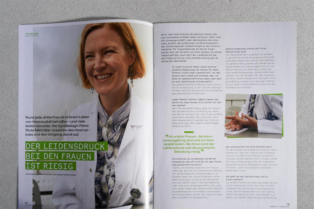 Bayer/Priorin - HairMail Magazin