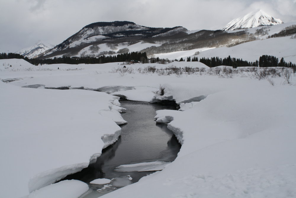 Crested Butte Trail -