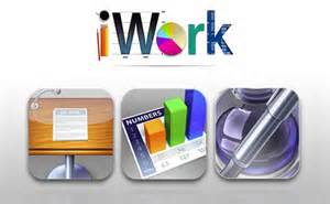 Apple Software's iWork suite