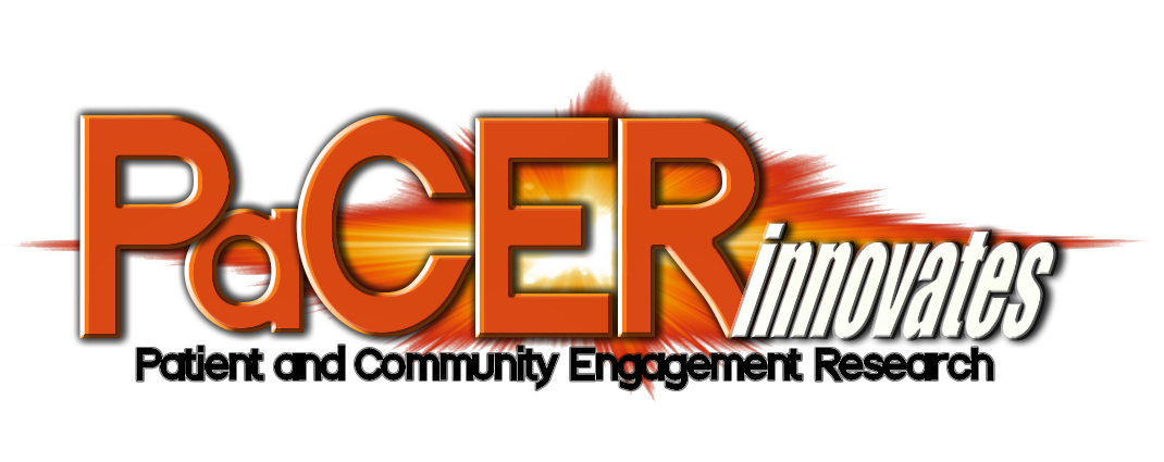 PaCER - Patient and Community Engagement Research