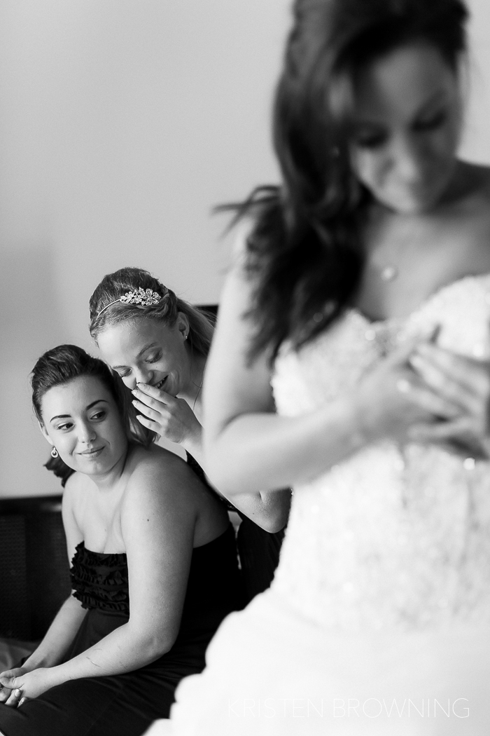 I love the raw emotion that these girls exuded, they were so happy for their mom!