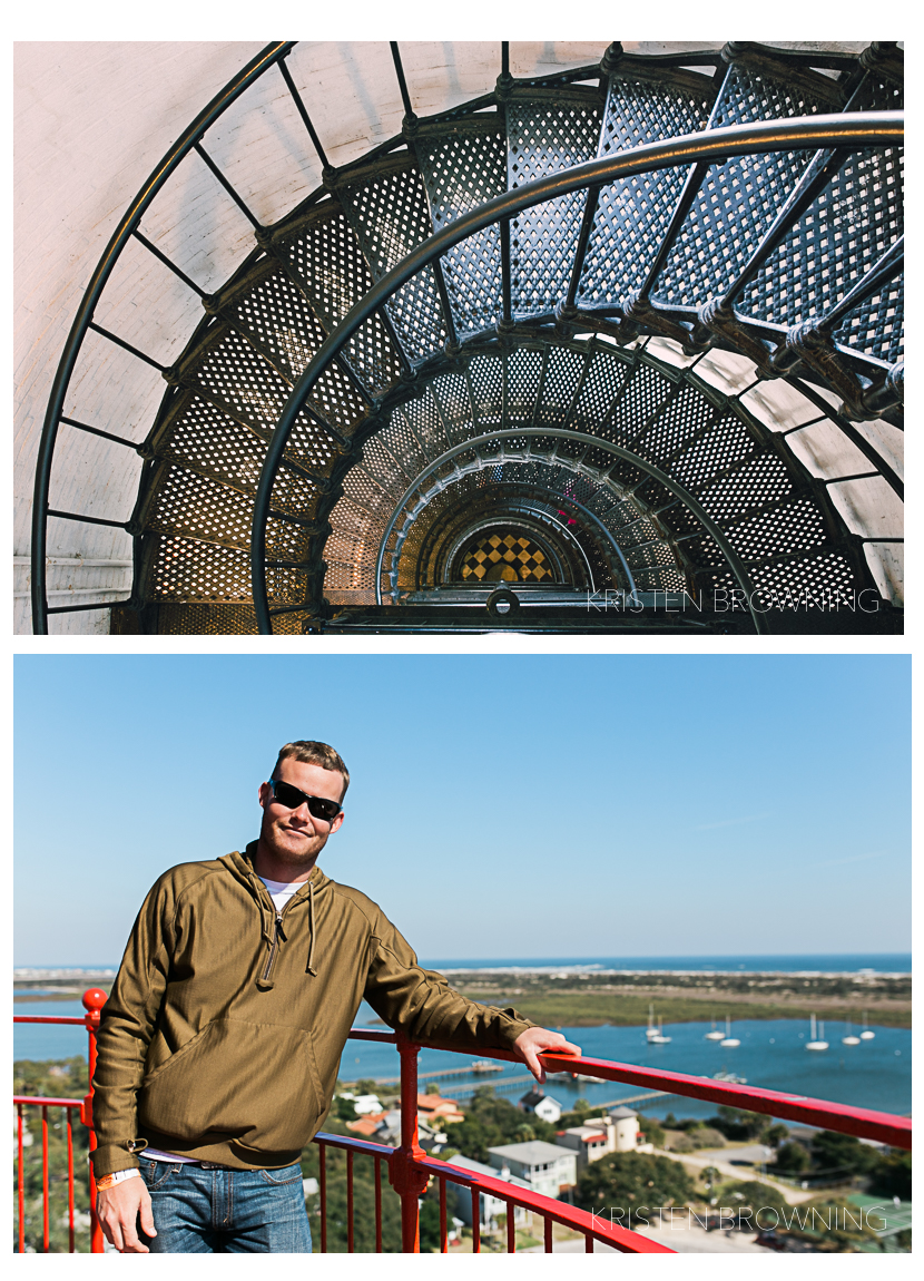 st.augustine-lighthouse-black-staircase-view-from-the-top