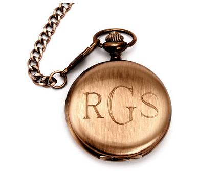 gift-ideas-for-groom-pocket-watch-wedding