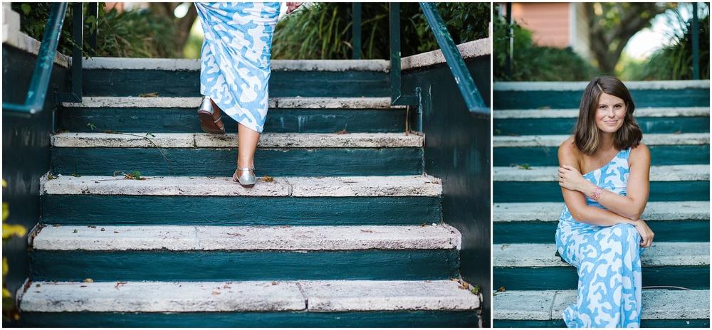 long-coral-dress-silver-sandals-engagement-photos-jupiter-florida