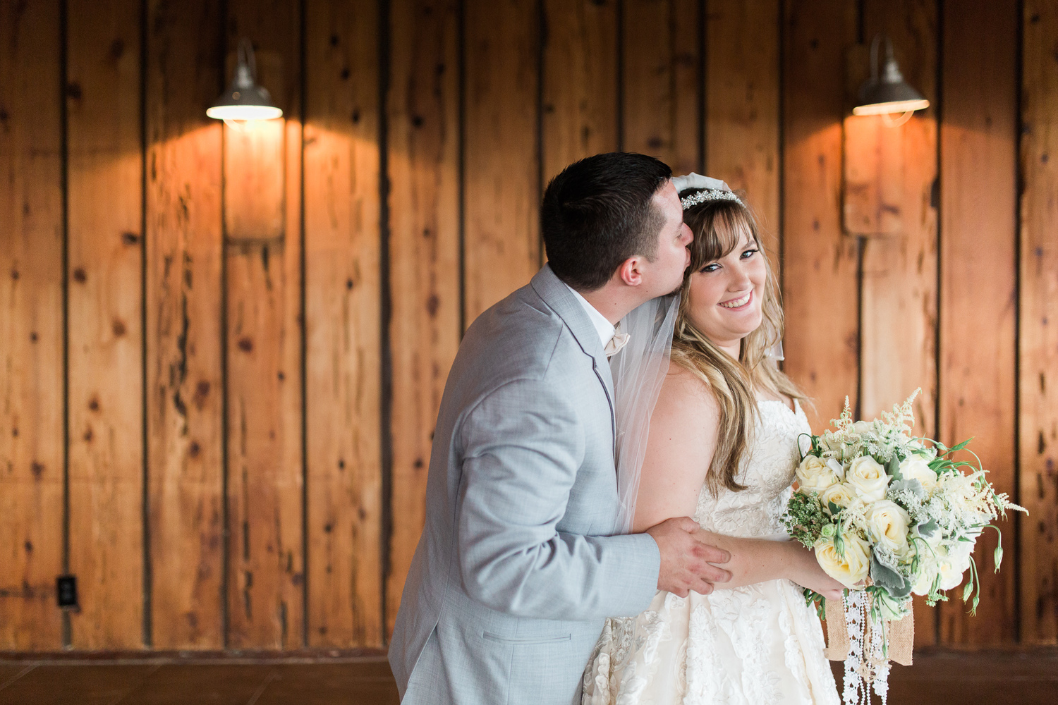 Country Themed Wedding Rebecca Paul