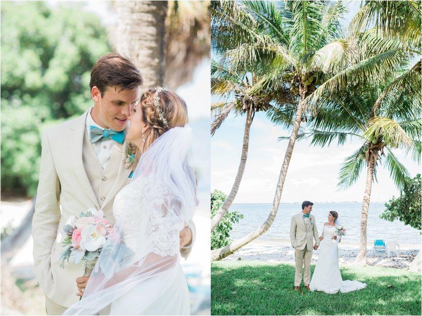 River Palms Cottages Wedding Jensen Beach Florida