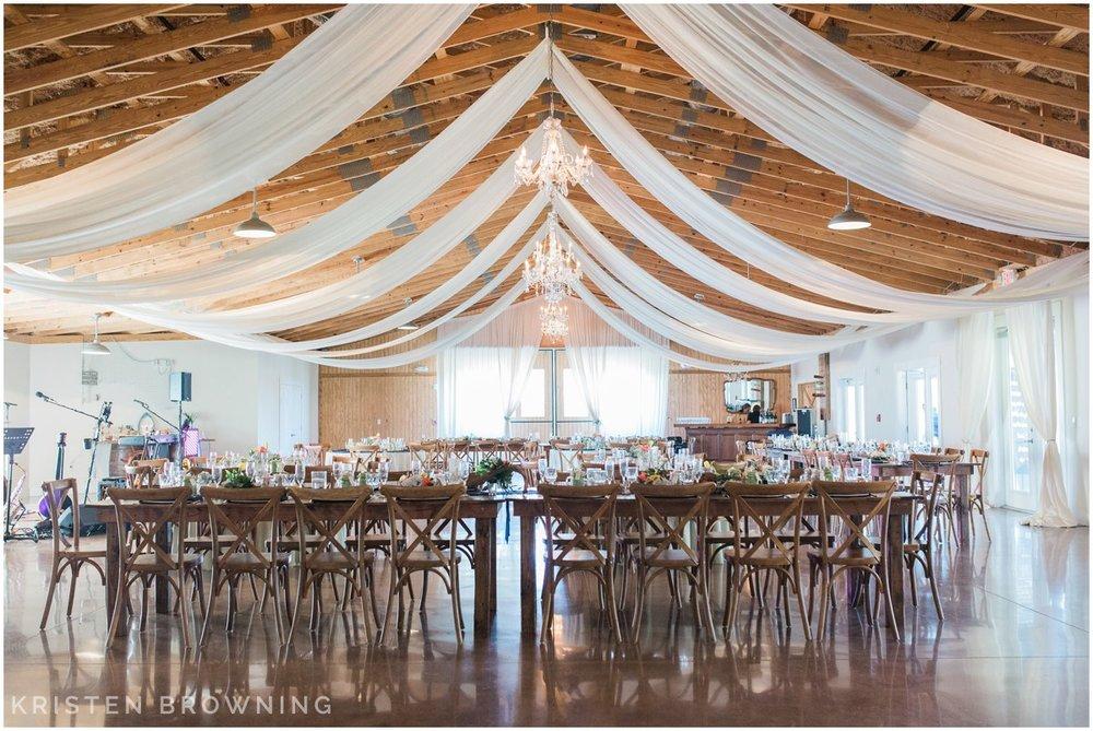 Barn Wedding venue located in Florida