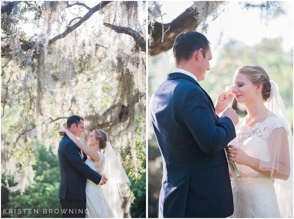 bride-groom-vows-up-the-creek-farms