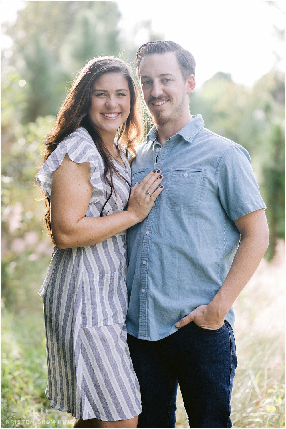 Engagement photo inspiration in Stuart FL