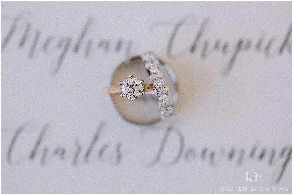 wedding rings Hutchinson Shores Resort and Spa