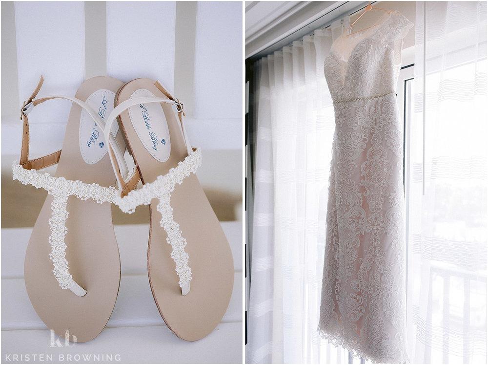 Bridal preparation Hutchinson Shores Resort and Spa