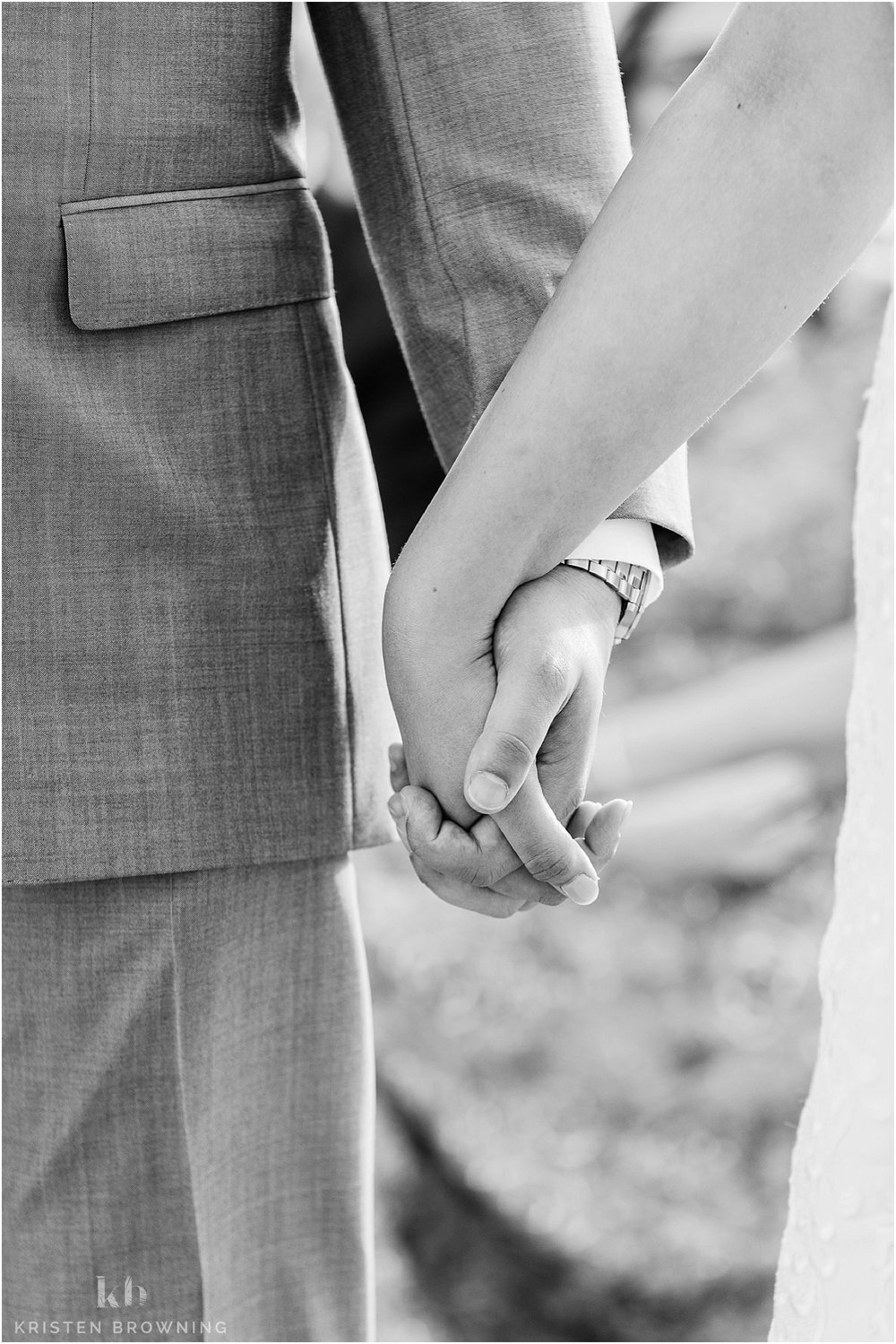 Hutchinson Shores Resort and Spa holding hands