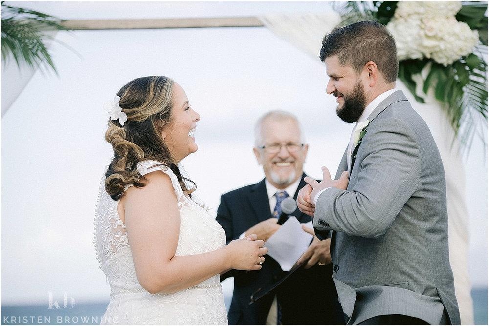 Hutchinson Shores Resort and Spa Wedding