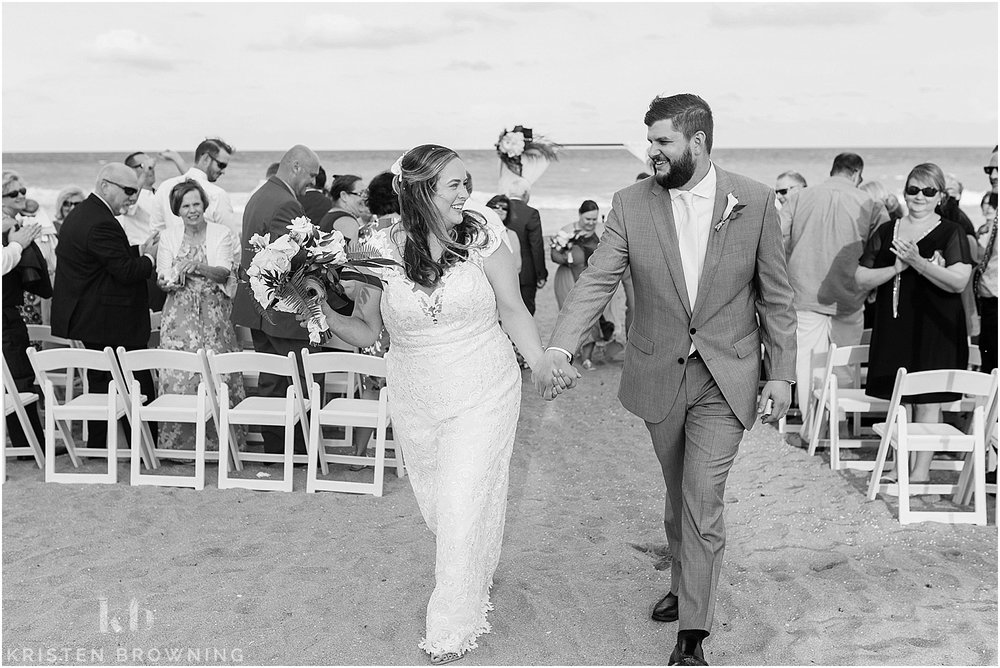 Hutchinson Shores Resort and Spa Wedding Ceremony