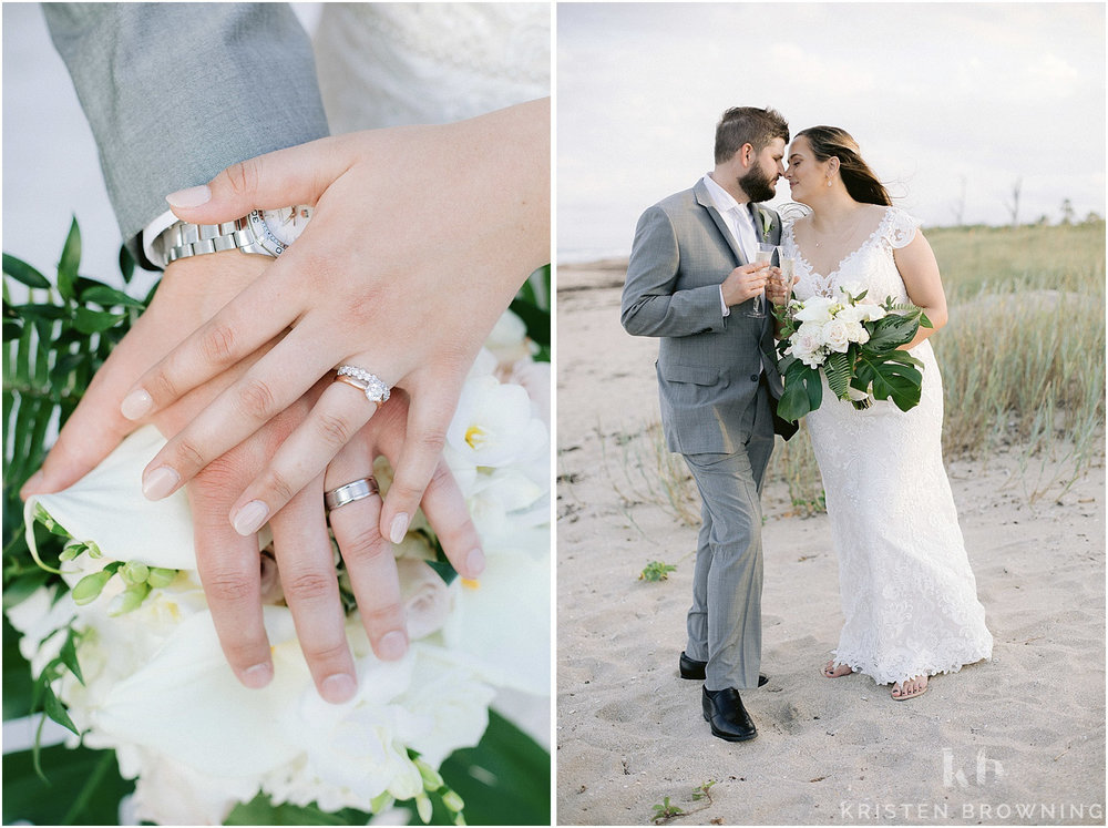 Hutchinson Shores Resort and Spa just married