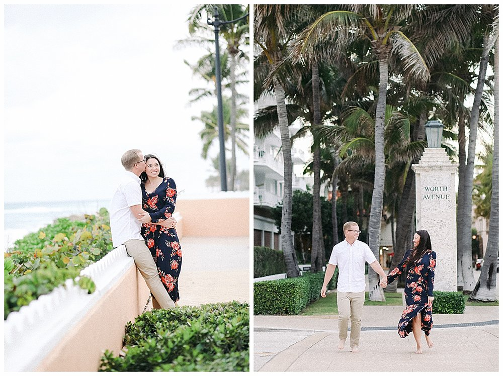 photography at worth avenue palm beach