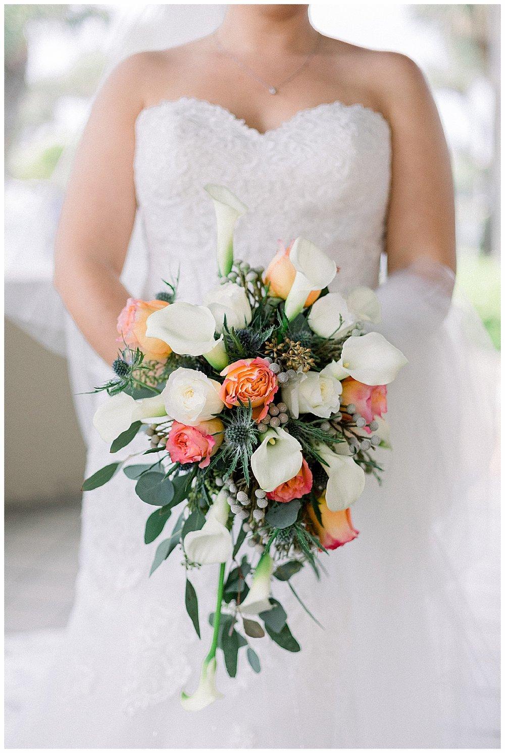 creative florals bridal bouquet hutchinson island marriott