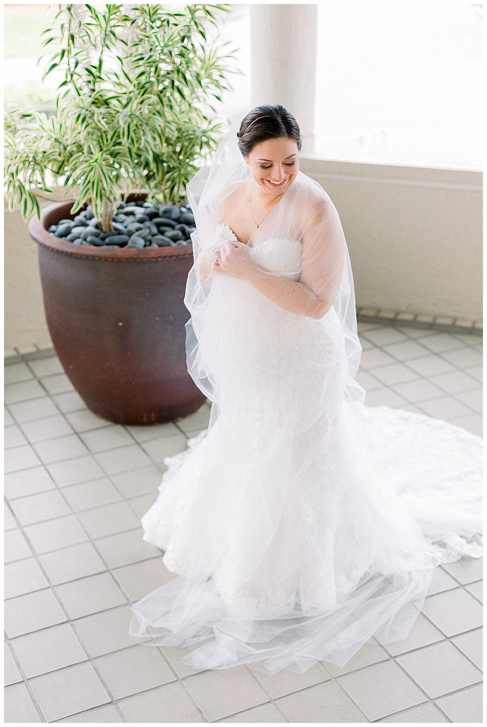 Portrait of Bride at Hutchinson Island Marriott