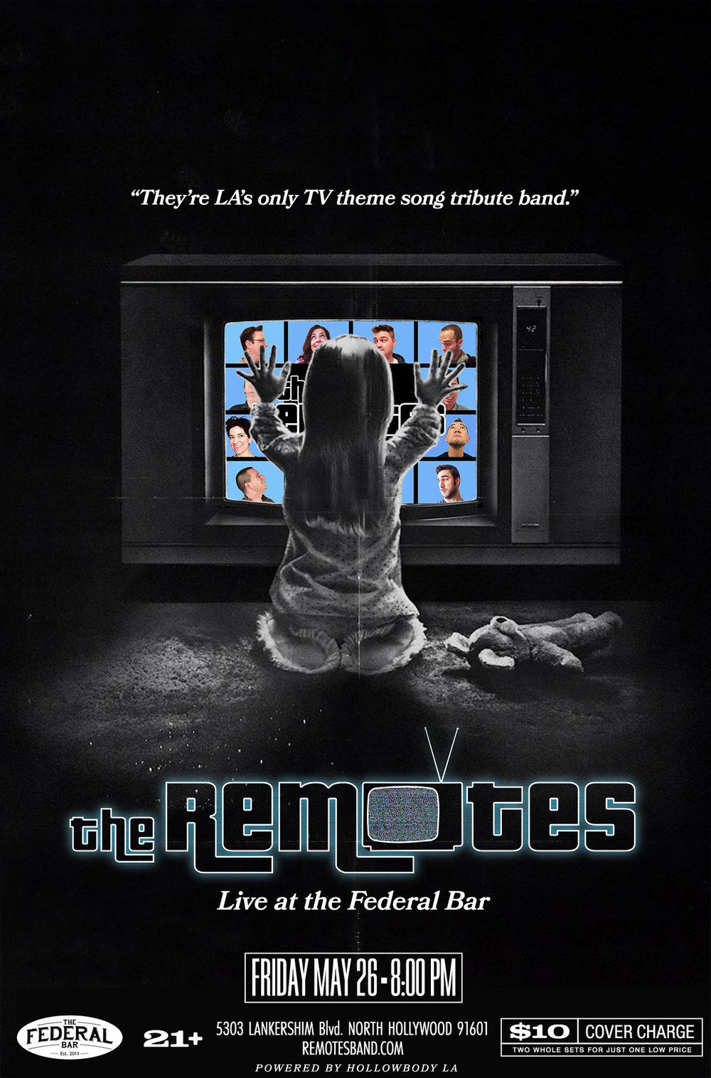 2017.05 Remotes Federal Bar poster v02.jpg