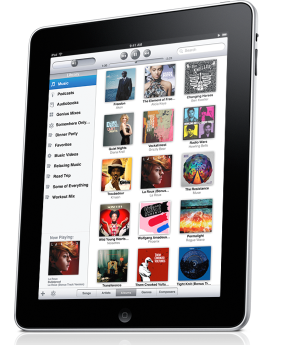 Image of Apple iPad