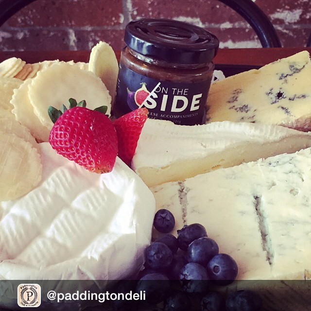 A deliciously repost from @paddingtondeli: Cheese ❤'ers Welcome Here! #paddingtondeli #camembert #gorgonzoladolce @whitestonecheeseco #windsorblue #triplecreambrie @finofoodandwine #ontheside @shelbypaipa @foodacademyau