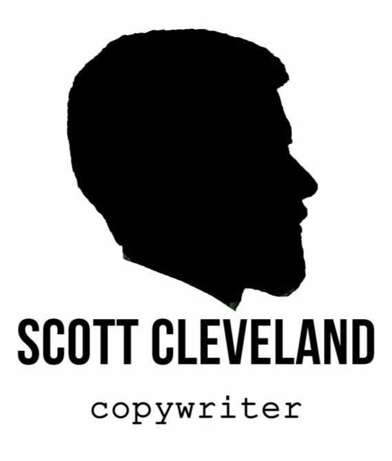 Scott Cleveland \\  Senior Copywriter